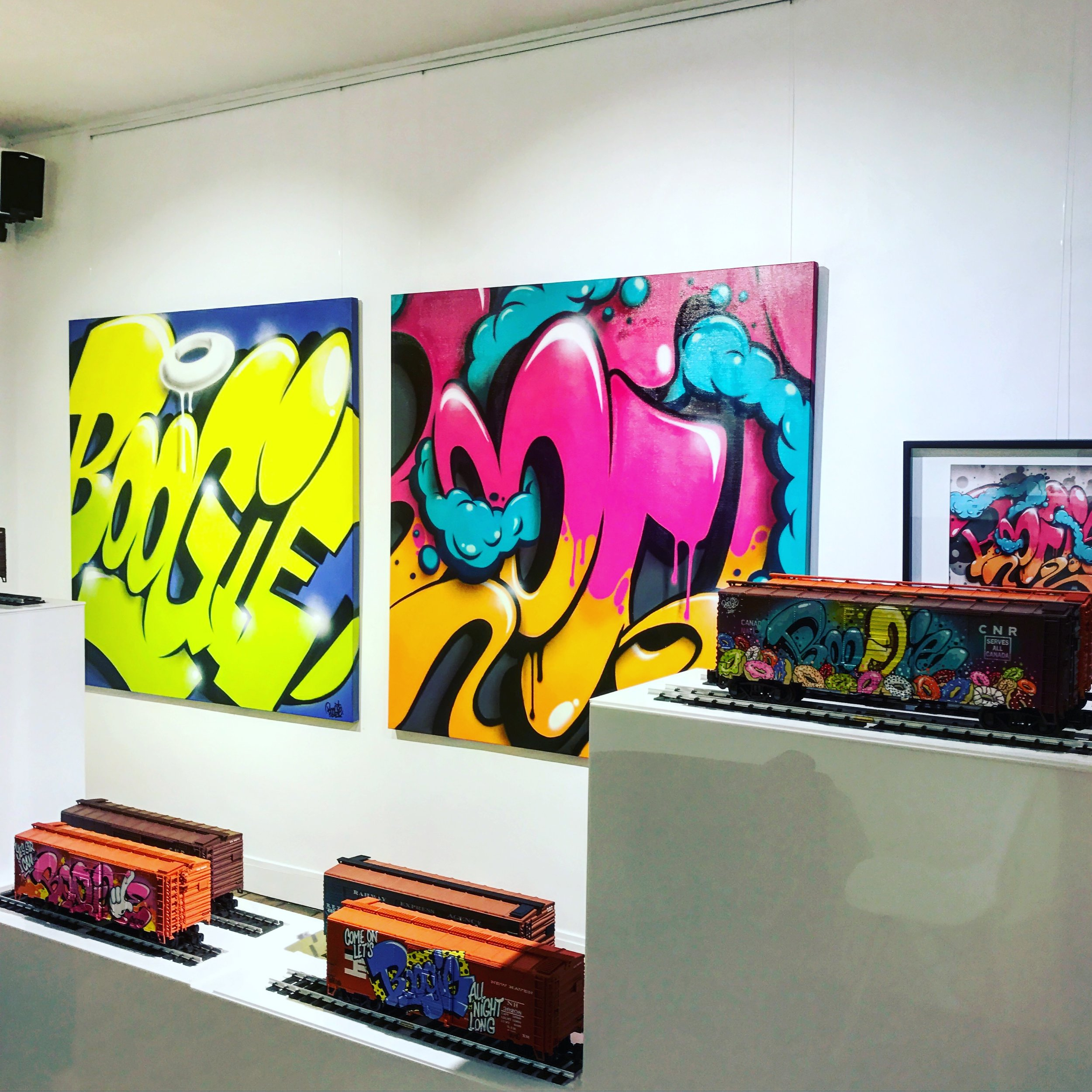 Exposition collective - Happy Gallery
