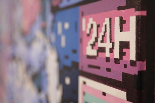 ⏱Rendez-vous demain soir pour l'opening de «Quatre» au @loftdu34 ! Cette exposition réunit pour la première fois les artistes @looktheweird @conetheweird @vidamstudio @dxtrtheweird de The Weird Crew et sera à découvrir jusqu'au 14 Juillet ! . . . #loftdu34#theweirdcrew#paris#paris6#expo#exposition#exhibition#vernissage#opening#streetart#urbanart#graffiti#art#artists
