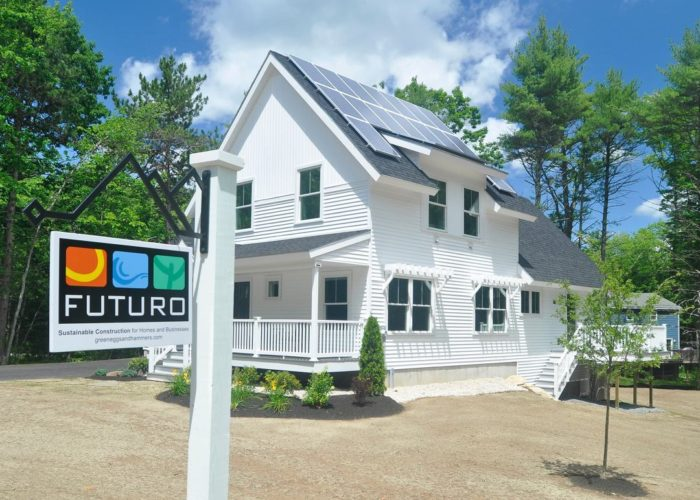 """Solar Energy is the US is now a """"no-brainer"""" - Residential PV systems are becoming a standard option for home buyers."""