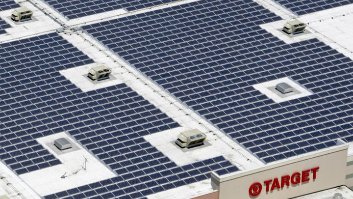 Target added over 40 MW of solar to its portfolio in 2017. The business now has more than 200 MW of installed capacity. Steve Proehl   Corbis Documentary   Getty Images.