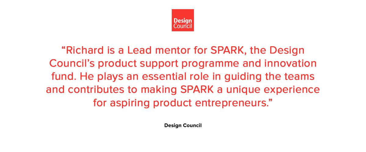 Design Council testimonial