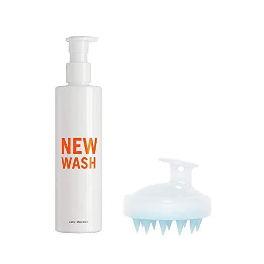 New Wash Hair Cleanser