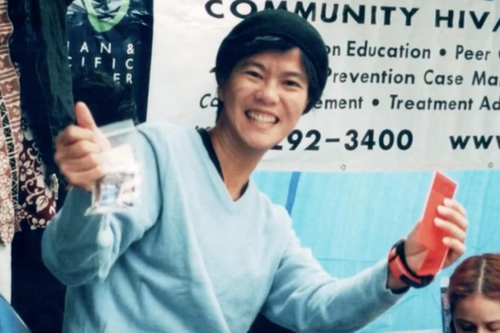 Harm Reduction and Asian Americans