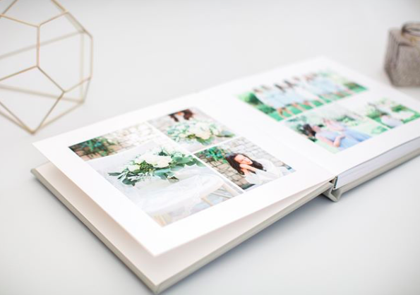 Fine Art Wedding Albums - A wide range of premium quality albumsSmaller duplicates availableBeautifully designed with your wedding images From £250.00