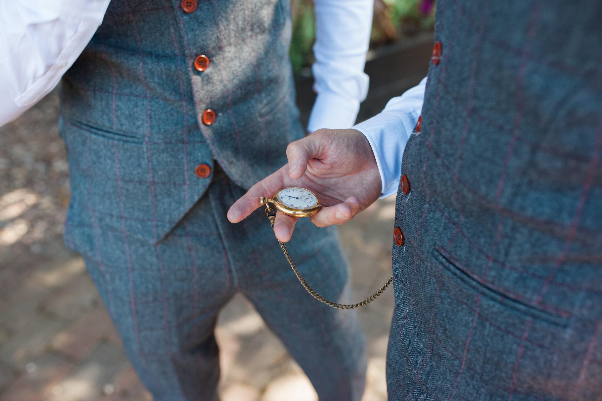 Vintage Suit Hire -