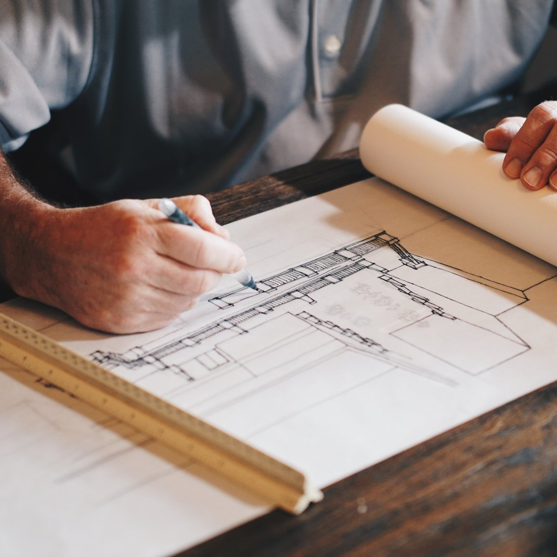 6. Estimating - After successfully completing a design that meets your objectives, we will commence with the final estimate. During this phase we will calculate materials and verify final costs with our trusted trade partners. A meeting will then be scheduled to review a fixed cost proposal and discuss the next steps.
