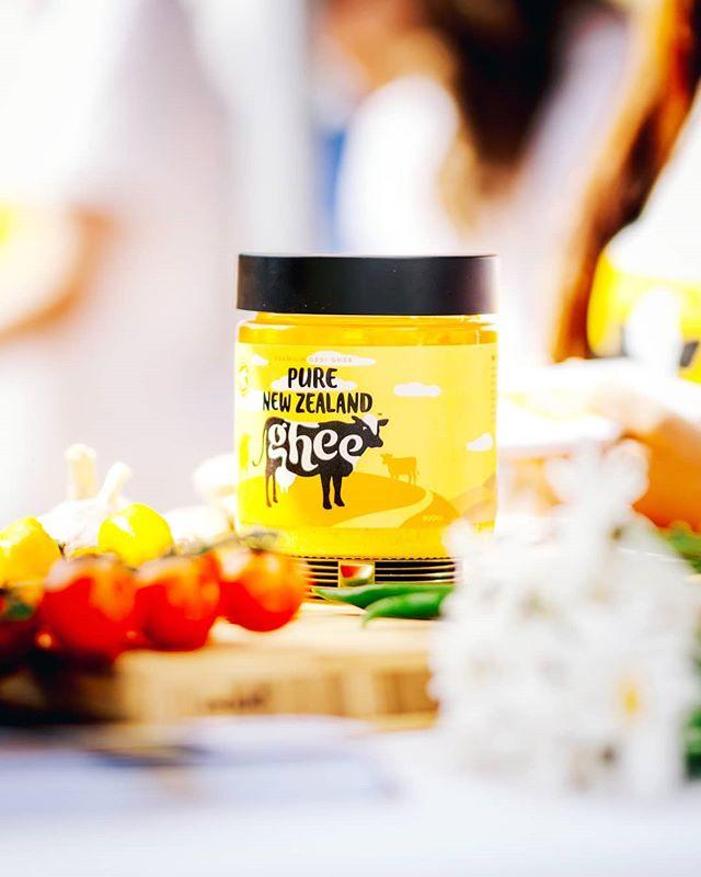 Experience the golden nectar of the ancient Ayurvedic tradition in its purest form. Ghee is a way of life. . . . . Pure New Zealand Ghee. . #believeinpure #purenewzealand #ghee #gheegan #sunshine #consciousfood #vegetarian #cheflife #chefmom #desighee #diwali2018 #homecook #ayurveda #ancientfood #gold #nectar #heritage  #kiwipride #cooking #healthyfood #healthfood #australia #sydneyfood