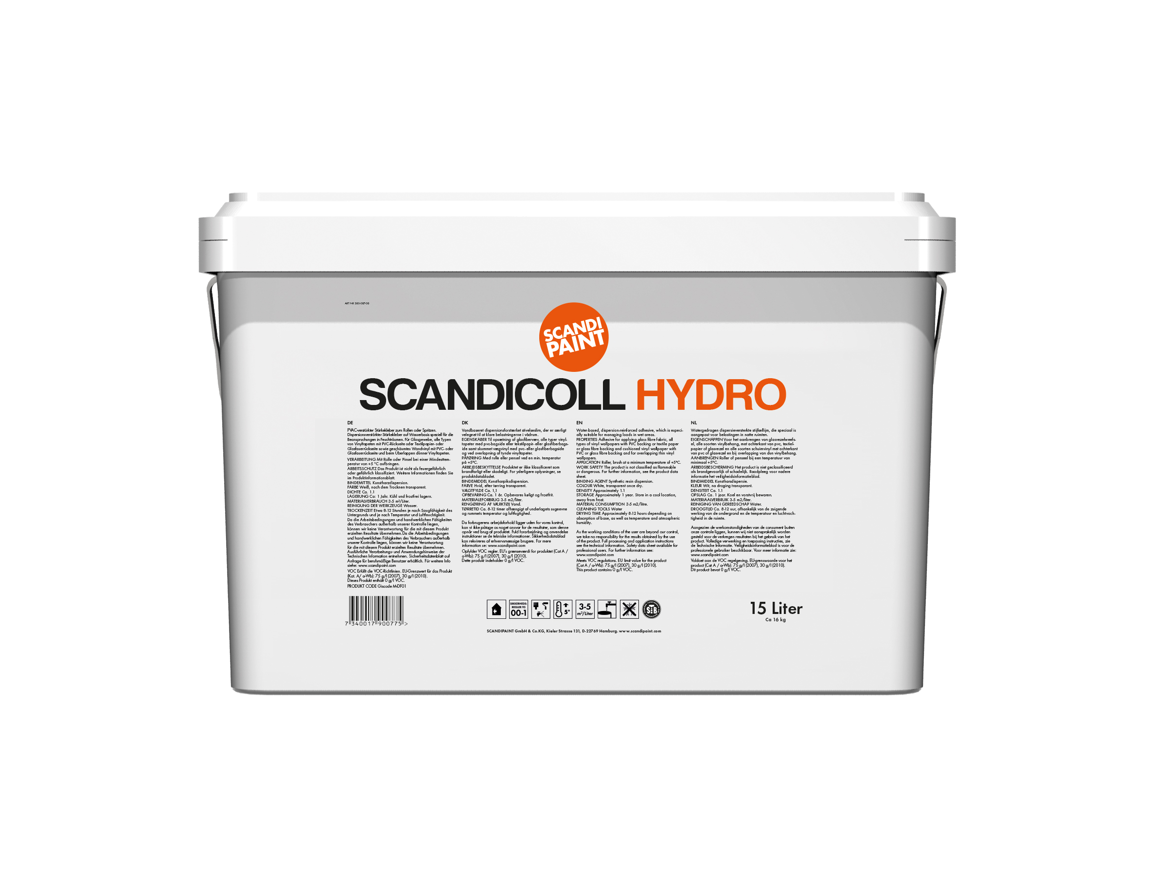 SCANDICOLL HYDRO