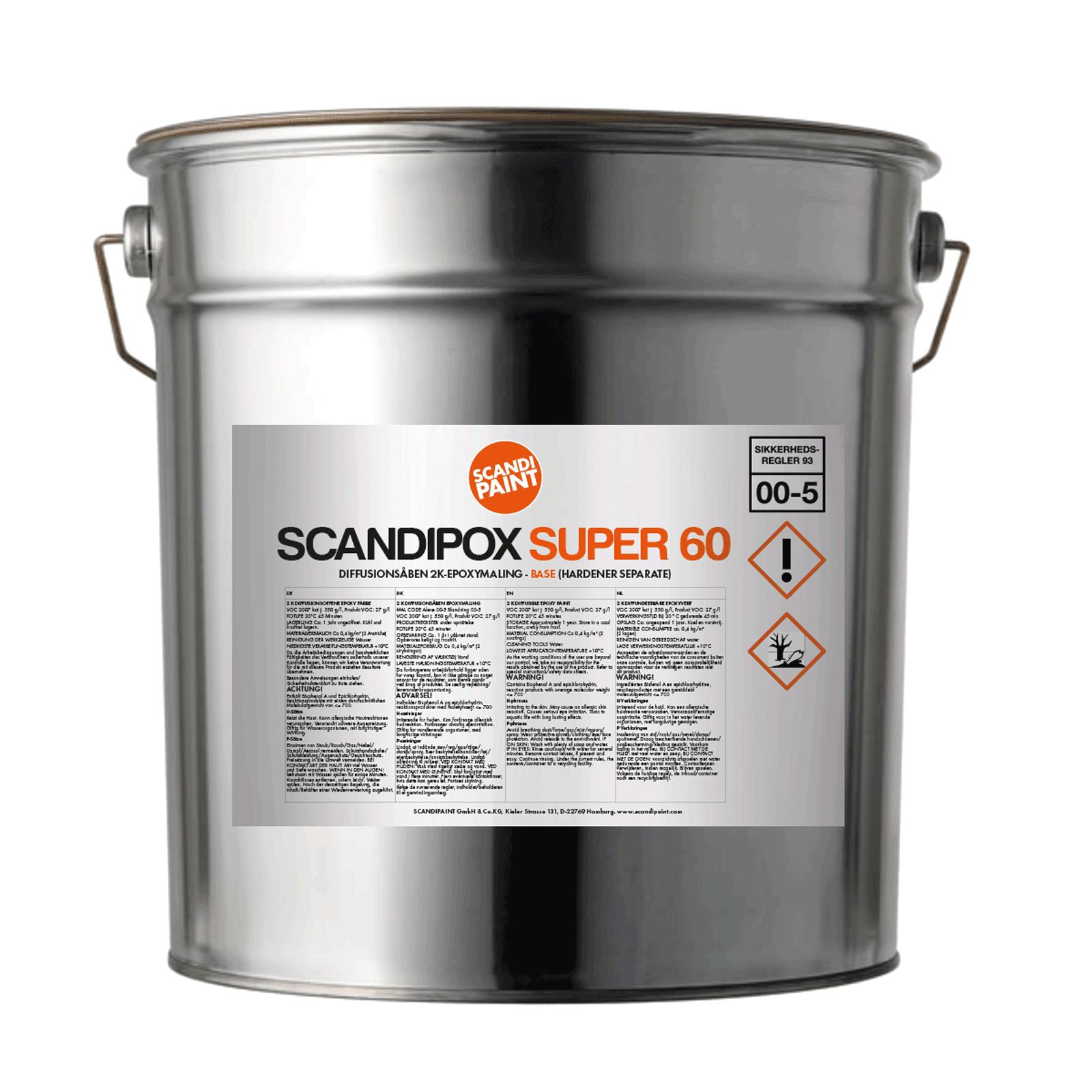 SCANDIPOX super 60 BP