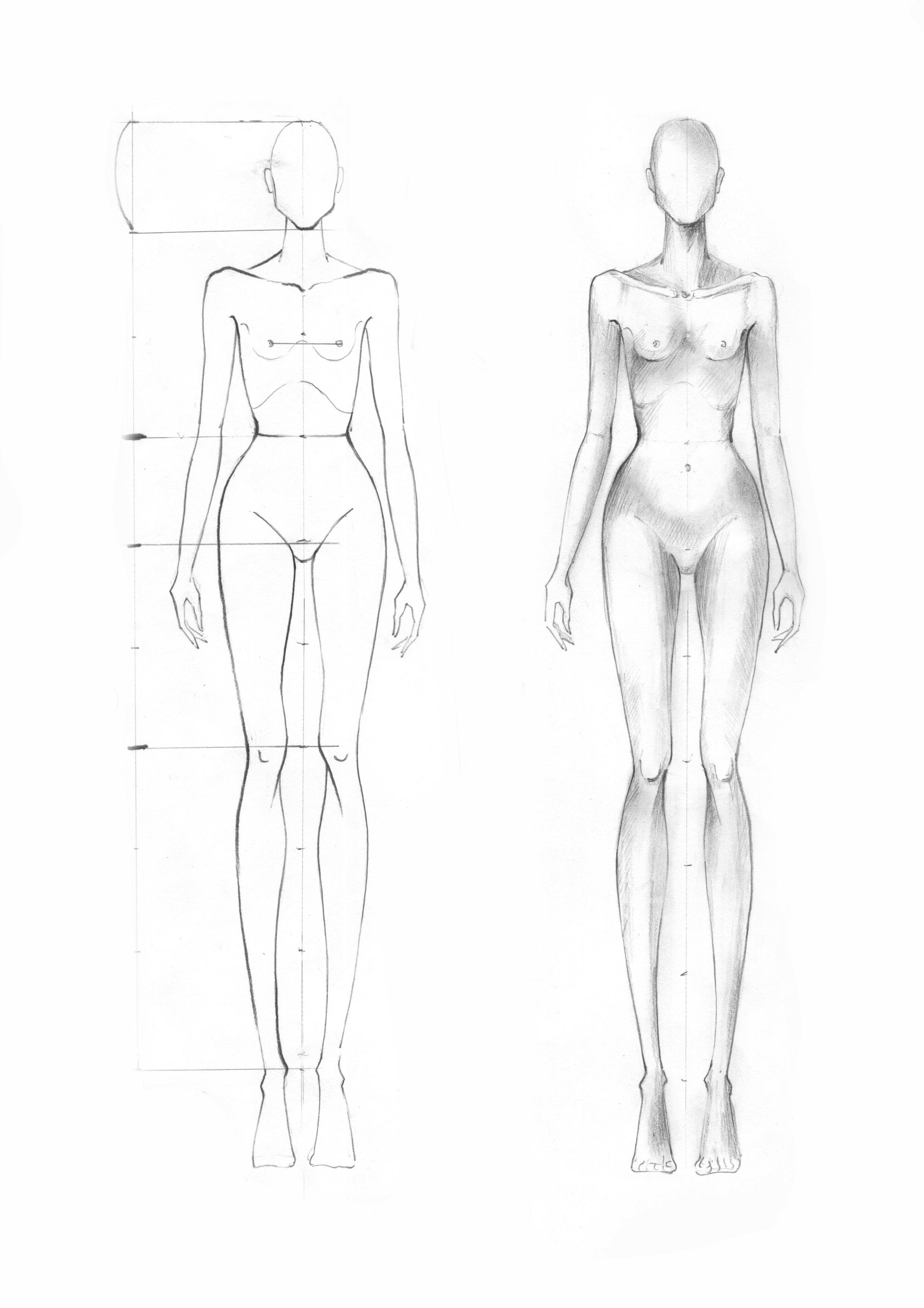Buổi 1: Dáng thời trang cơ bản (Basic Fashion Figures) - + Cách vẽ dáng đàn ông và phụ nữ theo độ tuổi và kích cỡ khác nhau+ Hoàn thiện kỹ năng thể hiện vị trí và dáng đứng người mẫu trên bản vẽ+ Công thức để vẽ dáng chuyên nghiệp+ Cách kiểm tra lỗi khi vẽ+ Những lỗi vẽ dáng thường gặp+ Khám phá phong cách vẽ dáng riêng của bạn