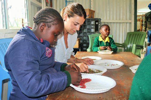 Francesca Hickman - Community Health & Child Special Needs
