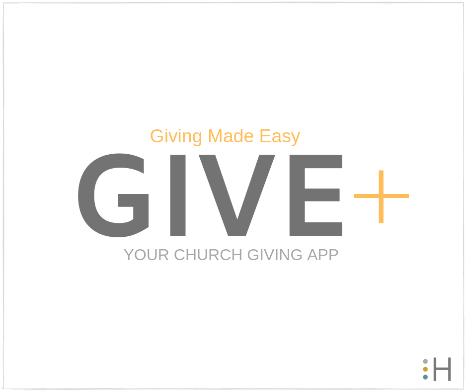 Give+ App - Give+ is a Church Giving App that allows your electronic gifts to be fast and secure. It reduces administrative costs, allowing more of your dollar to fund the important work we do.Through Give+ give anytime, anywhere. Schedule and manage recurring donations. Make one-time donations on specials appeals.Your gift allows us to continue to serve our community and bless the Body of Christ!