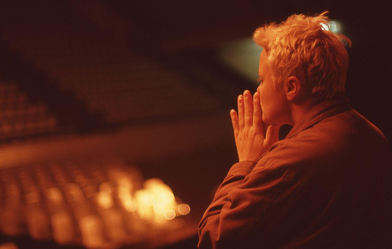 Muriel Robin | Tournée Tout Robin 1996 | Photo sandrine cohen