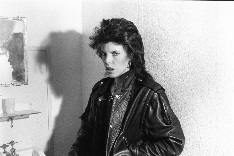 Dani - Geneve 1983 | Photo sandrine cohen