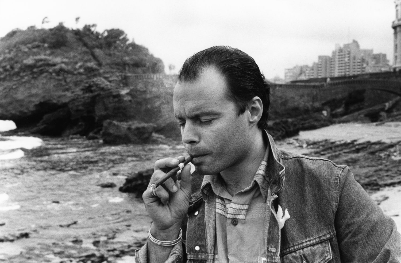 Philippe Djian - Biarritz 1986 | 37,2 le matin | Photo sandrine cohen