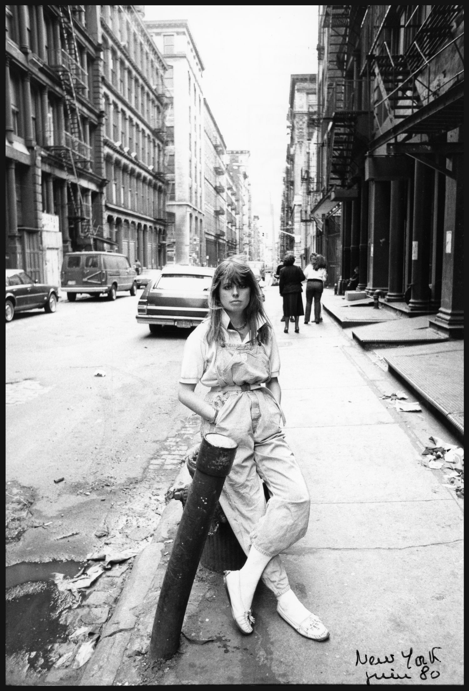 Katherine Pancol - New York 1980 | Photo sandrine cohen