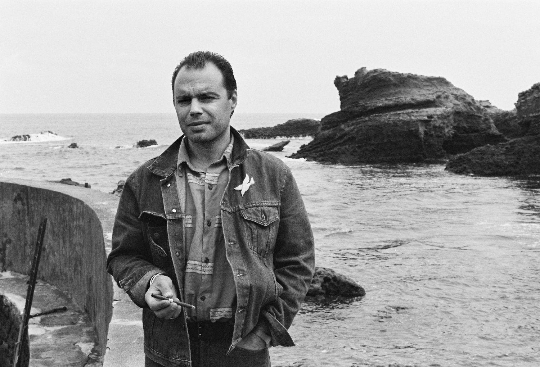 Philippe Djian - Biarritz 1986 | 37,2 le matin |Photo sandrine cohen