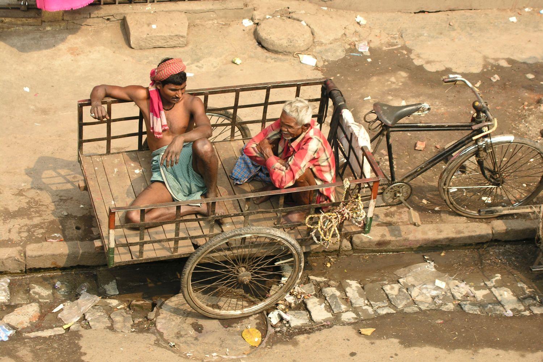 Kolkata - Calcutta   Cotton street   streetphotography sandrine cohen