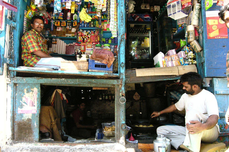 Kolkata - Calcutta   Indian shops   ©sandrine cohen