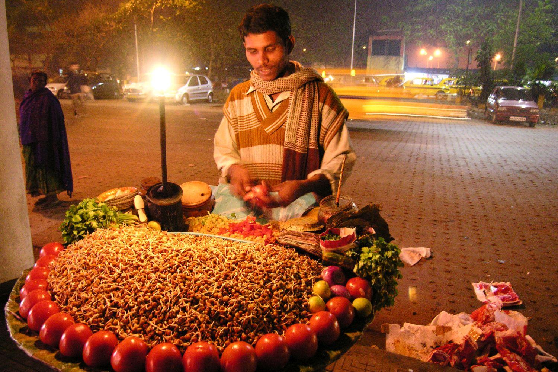 Kolkata - Calcutta   Indian street food   ©sandrine cohen