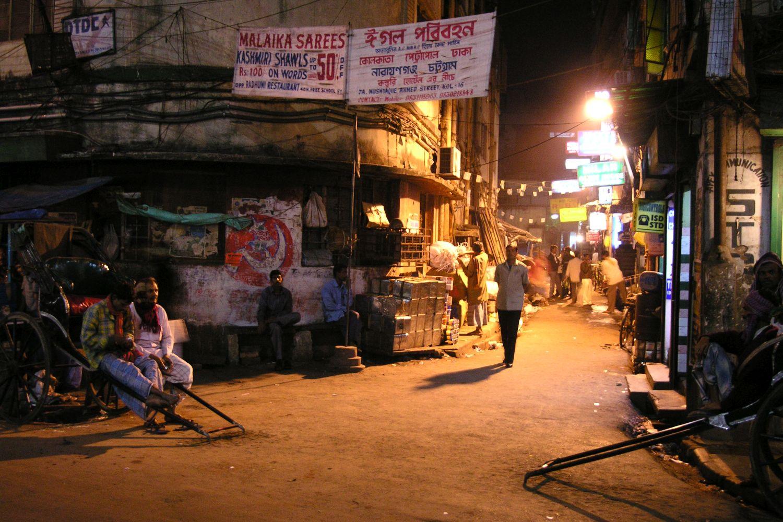 Kolkata - Calcutta   Rickshaws and rickshawalas   ©sandrine cohen