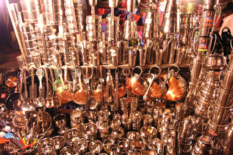 Kolkata - Calcutta   Indian steel   ©sandrine cohen