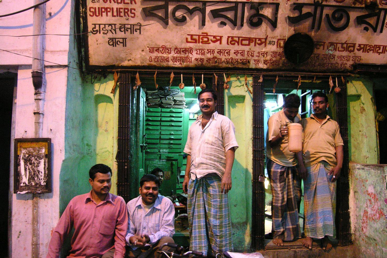 Kolkata - Calcutta   Sonagochi   ©sandrine cohen