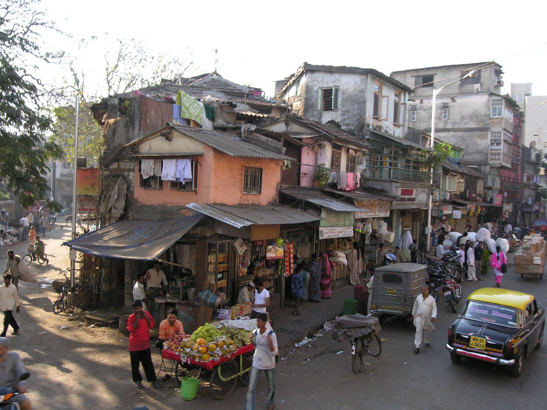 Mumbai - Bombay | Scene of daily life |Traffic in Mumbai | ©sandrine cohen