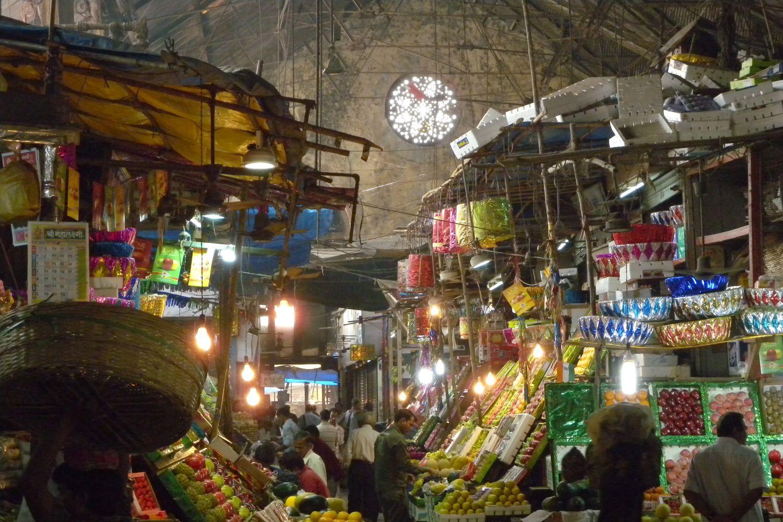 Mumbai - Bombay | Crawford market | ©sandrine cohen