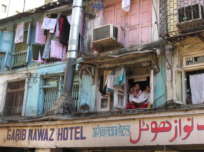 Mumbai - Bombay | Bhendi bazar | Gareeb Nawaz hotel | ©sandrine cohen