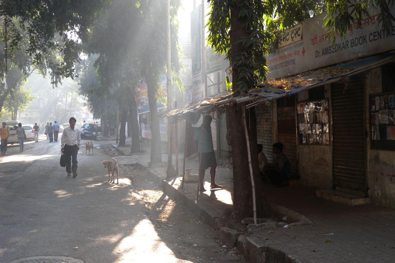 Mumbai - Bombay | Dadar early morning | Dadar | Photo sandrine cohen