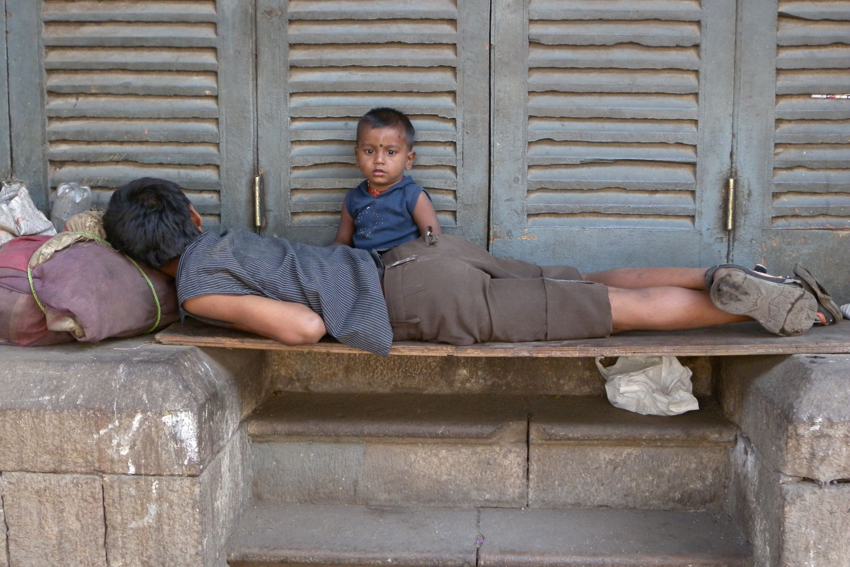 Mumbai - Bombay | Street children form Mumbai | ©sandrine cohen