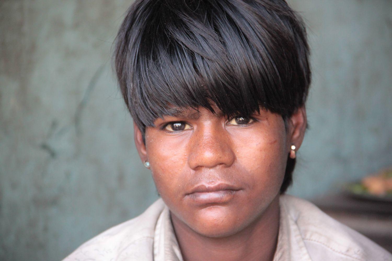 Jaipur | Rajasthan | Pink city | Child portrait | Child worker in a chai shop | ©sandrine cohen