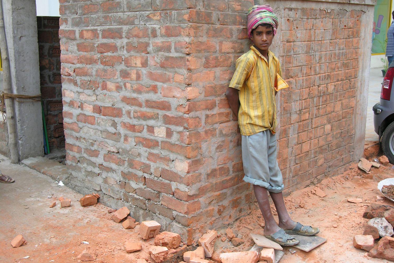 Kolkata - Calcutta   Indian child worker    ©sandrine cohen