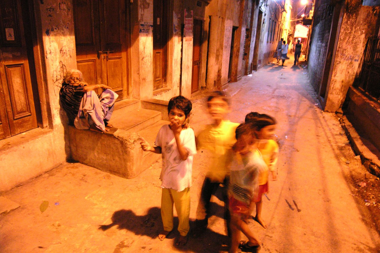 Kolkata - Calcutta   Street children   Sonagochi   Kolkata Red light district   ©sandrine cohen