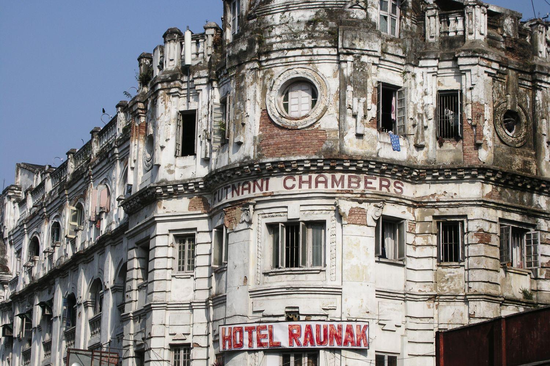 Kolkata - Calcutta   Colonial Hotel   Chambers Hotel Calcutta  ©sandrine cohen