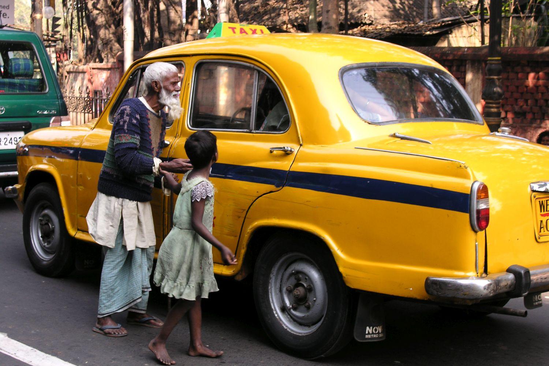 Kolkata - Calcutta   Beggars   Street child   ©sandrine cohen