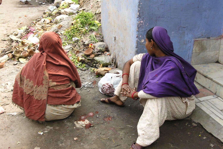 Kolkata - Calcutta   Indian women sari   ©sandrine cohen