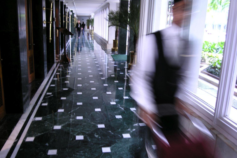 Kolkata - Calcutta   Oberoi Hotel   The Oberoi Grand Kolkata   ©sandrine cohen