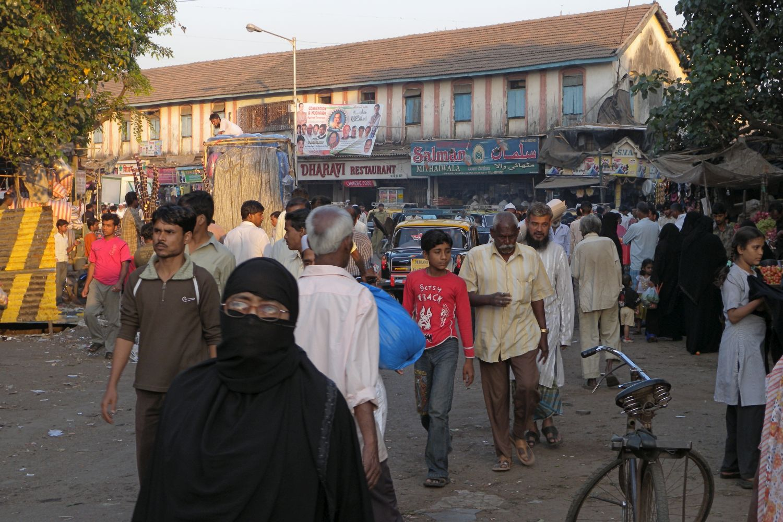 Mumbai - Bombay | Dharavi Slum | Dharavi, the biggest slum of Asia | ©sandrine cohen