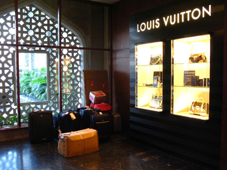 Taj Mahal Hotel Mumbai | Taj group | Louis Vuitton | ©sandrine cohen