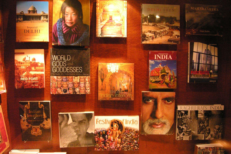 Taj Mahal Hotel Mumbai | Mandala library and bookstore | ©sandrine cohen