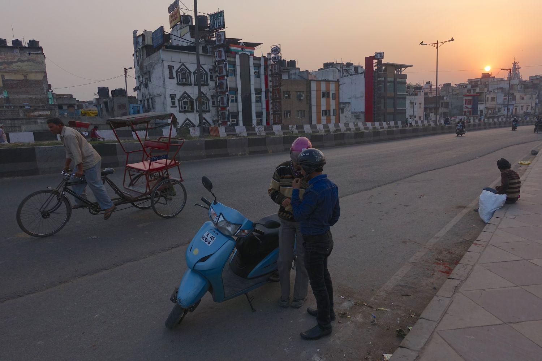 Old Delhi | Indian Carriers | ©sandrine cohen