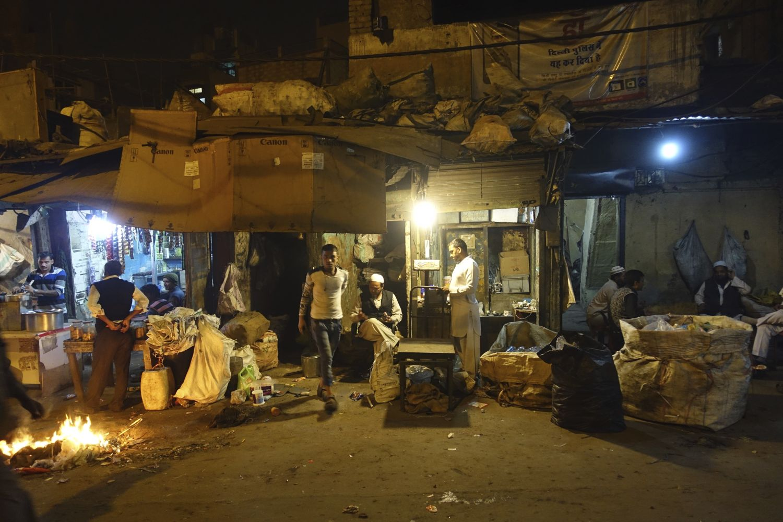 Old Delhi | Muslim area | street photography ©sandrine cohen