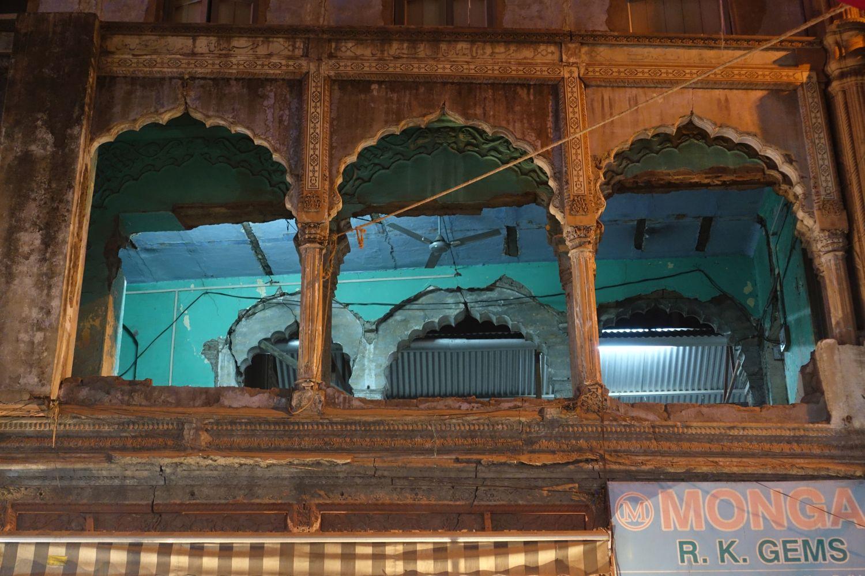 Delhi | Old wooden house | ©sandrine cohen