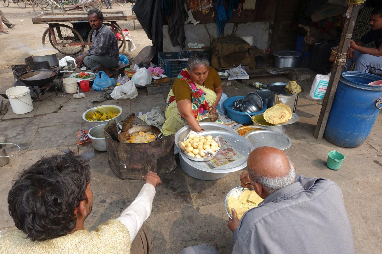 Delhi | Indian street food | ©sandrine cohen