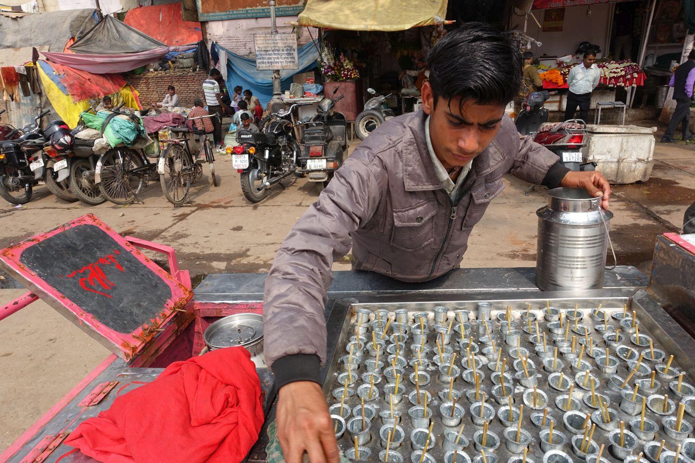 Old Delhi | Indian ice cream | ©sandrine cohen