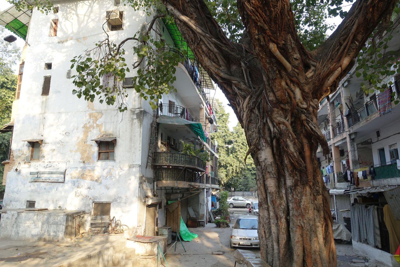 New Delhi | Residential district | Khan market | ©sandrine cohen