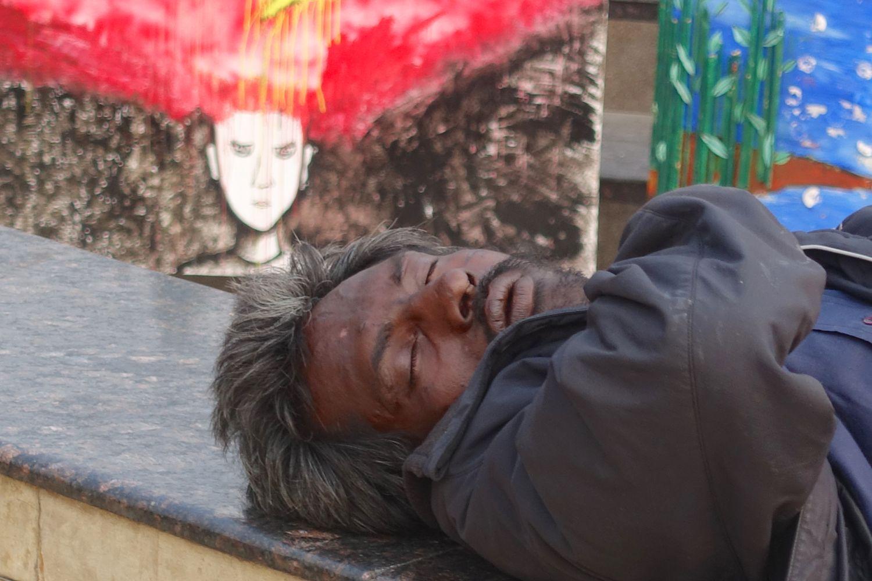 Delhi | Homeless in Delhi | ©sandrine cohen