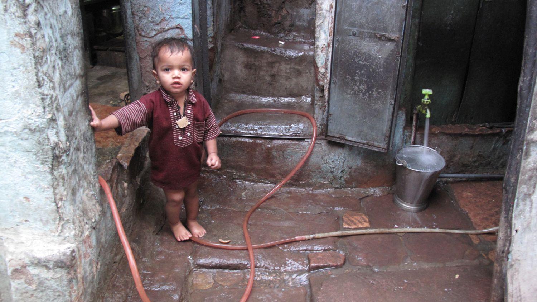 Jaipur | Pink city | Rajasthan | muslim child | Photo sandrine cohen